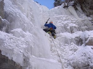 Winter Climbing in Fort William