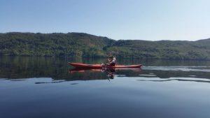 Sea Kayak: Loch Ness